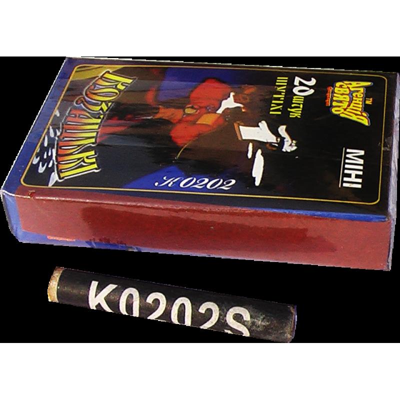 Козацькі К 0202